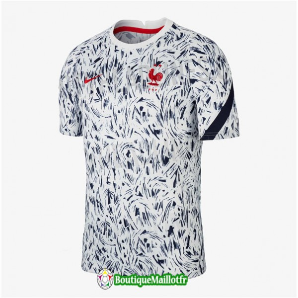 Maillot France 2020 2021 Pre Match
