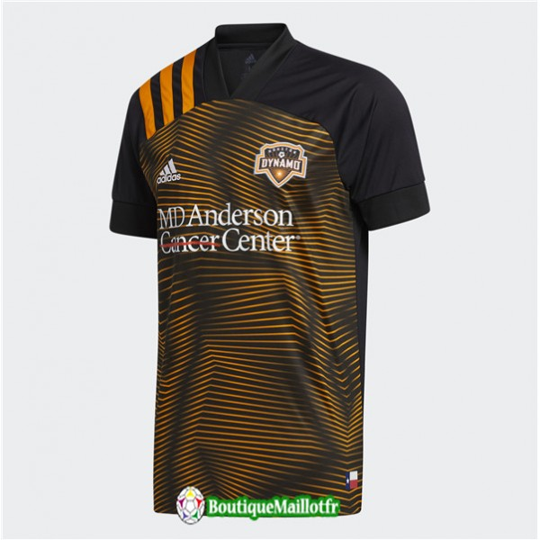Maillot Houston Dynamo 2020 2021 Exterieur