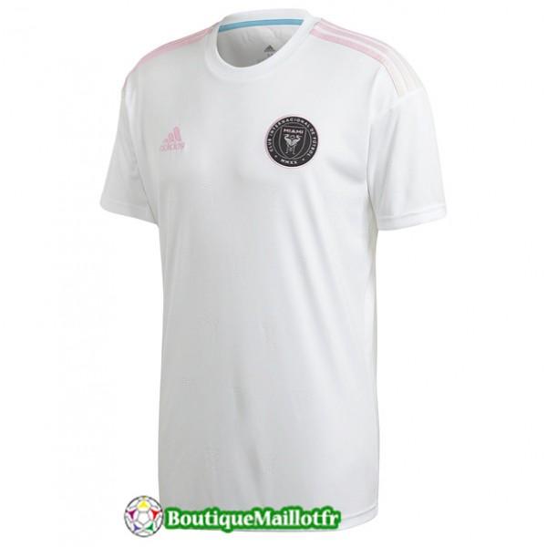 Maillot Inter Miami 2020 2021 Domicile Blanc