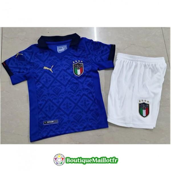 Maillot Italie Enfant 2020 2021 Domicile