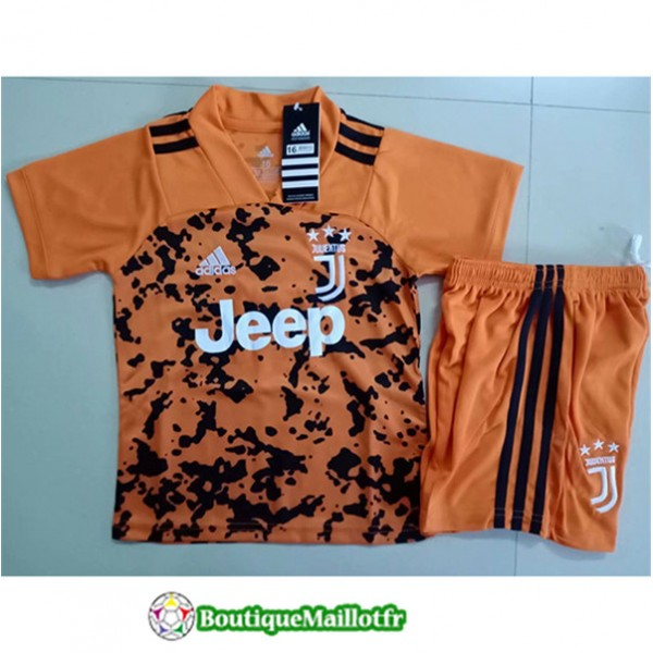 Maillot Juventus Enfant 2019 2020 Orange