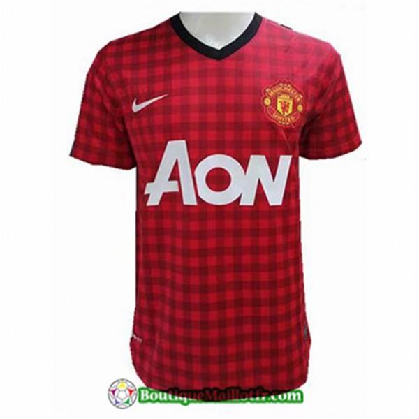 Maillot Manchester United Classique 2012/2013 Domi...