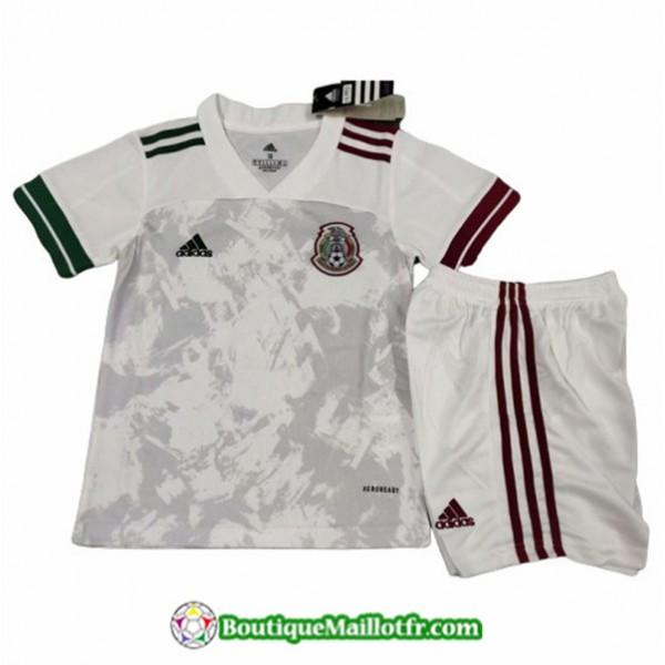 Maillot Mexique Enfant 2020 2021 Exterieur