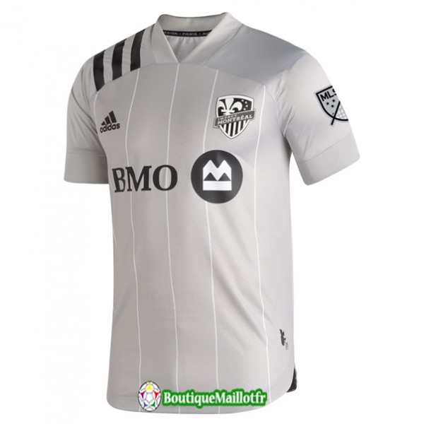 Maillot Montreal 2020 2021 Exterieur