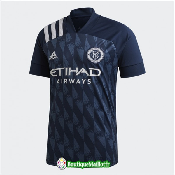 Maillot New York City Fc 2020 2021 Exterieur