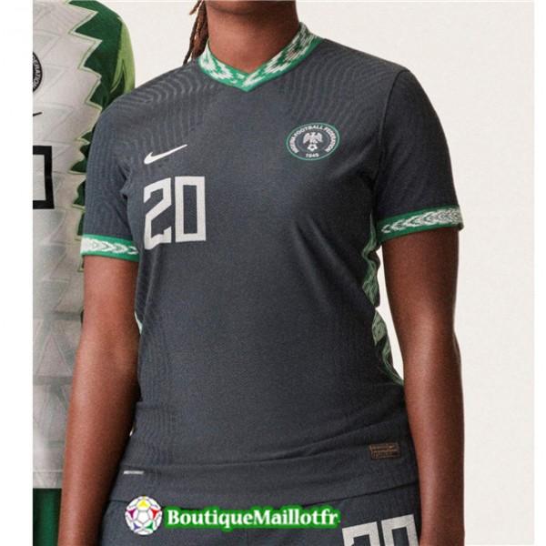 Maillot Nigeria 2020 2021 Exterieur