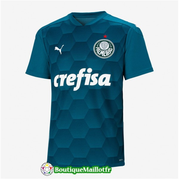 Maillot Palmeiras 2020 2021 Exterieur Gardien De B...