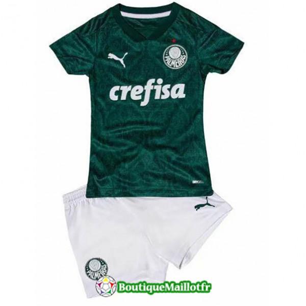 Maillot Palmeiras Enfant 2020 2021 Domicile