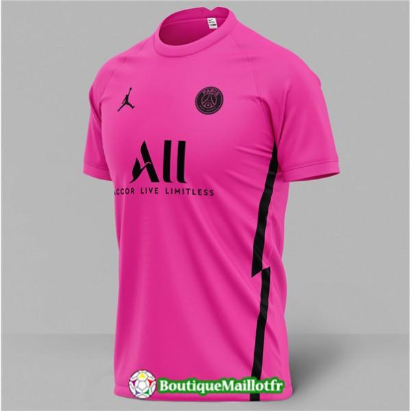 Maillot Paris Saint Germain Jordan 2020 2021 4ème...