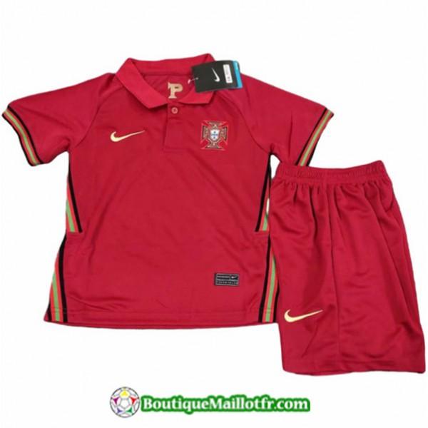 Maillot Portugal Enfant Euro 2020 2021 Domicile