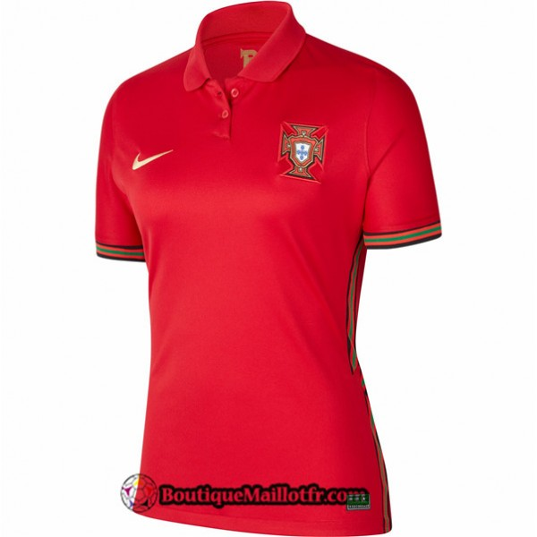 Maillot Portugal Femme Euro 2020 2021 Domicile