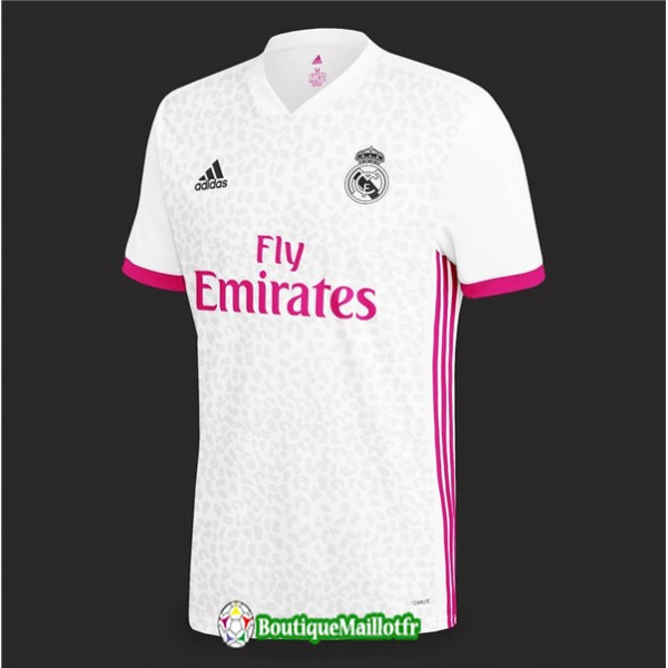 Maillot Real Madrid 2020 2021 Domicile
