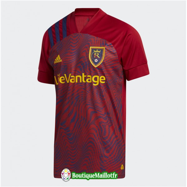 Maillot Real Salt Lake 2020 2021 Domicile