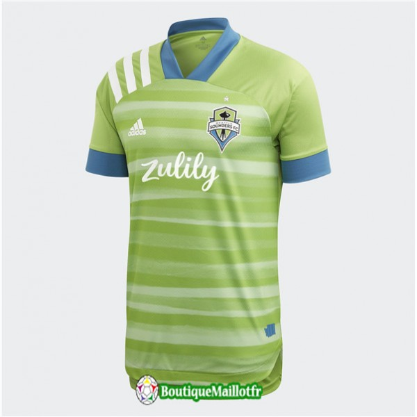 Maillot Seattle Sounders 2020 2021 Domicile