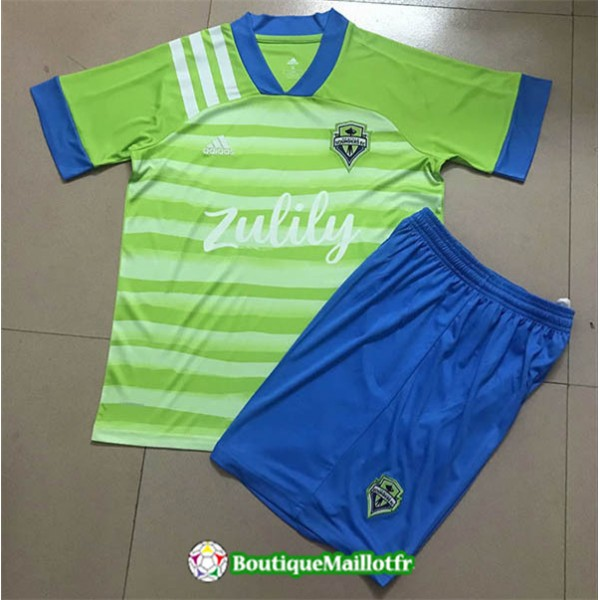 Maillot Seattle Sounders Enfant 2020 2021 Domicile