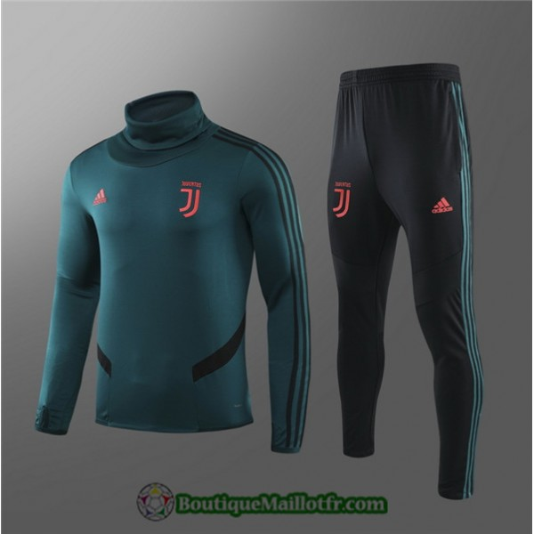 Survetement Juventus Enfant 2019 2020 Ensemble Ver...