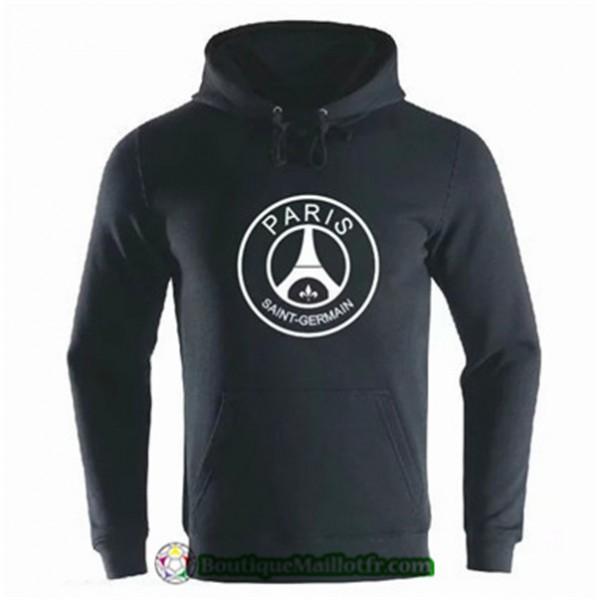 Sweat à Capuche Paris Saint Germain 2019 2020 Noi...