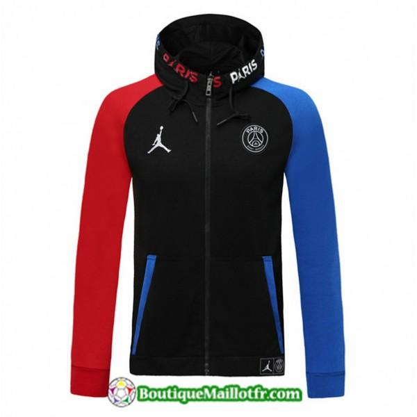 Veste De Foot Paris Saint Germain Jordan 2019 2020...