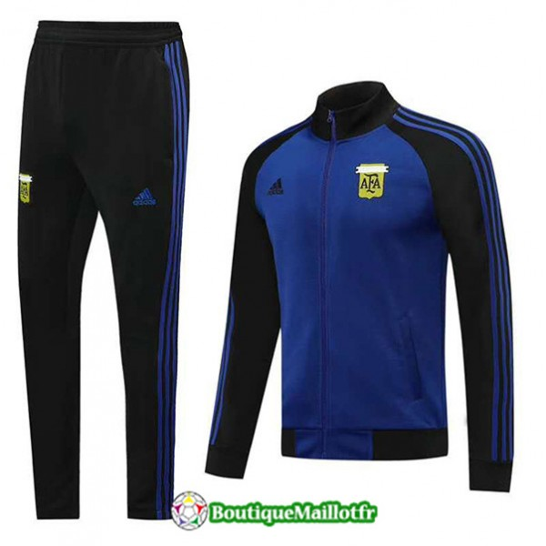 Veste Survetement Argentine 2020 2021 Ensemble Ble...