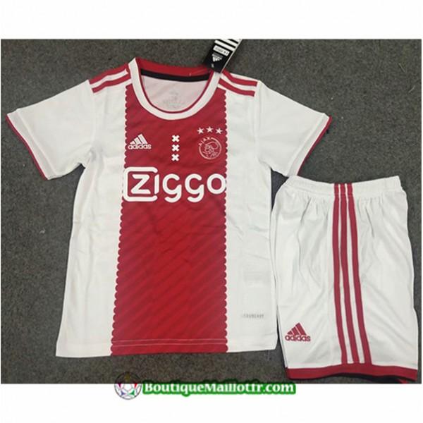 Maillot Ajax Enfant 2020 2021 Domicile