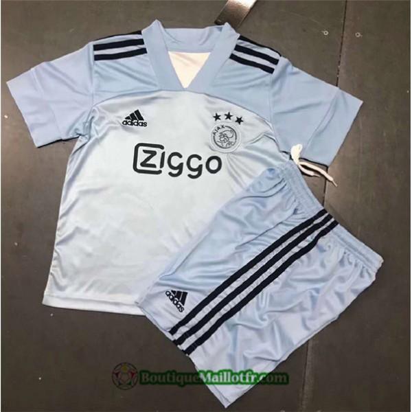 Maillot Ajax Enfant 2020 2021 Exterieur