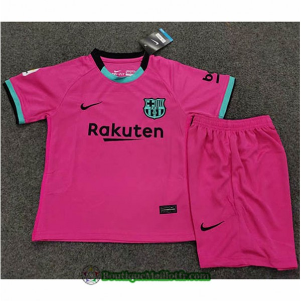 Maillot Barcelone Enfant 2020 2021 Third