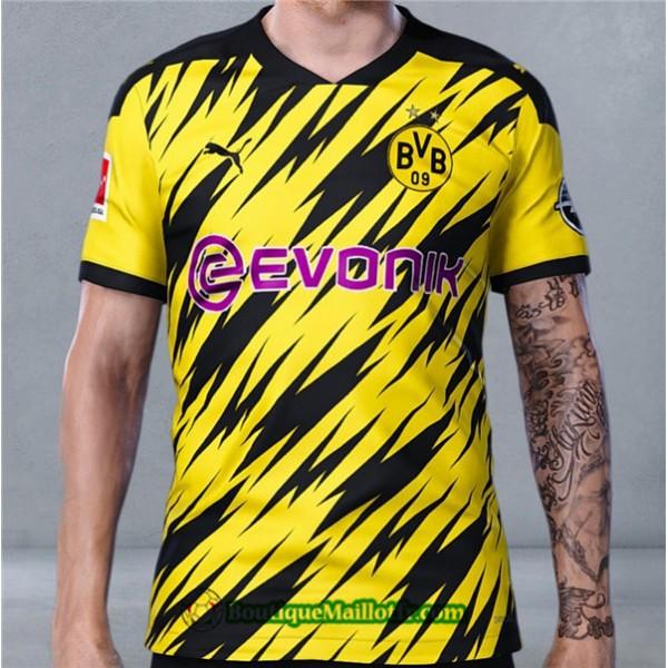Maillot Borussia Dortmund 2020 2021 Domicile