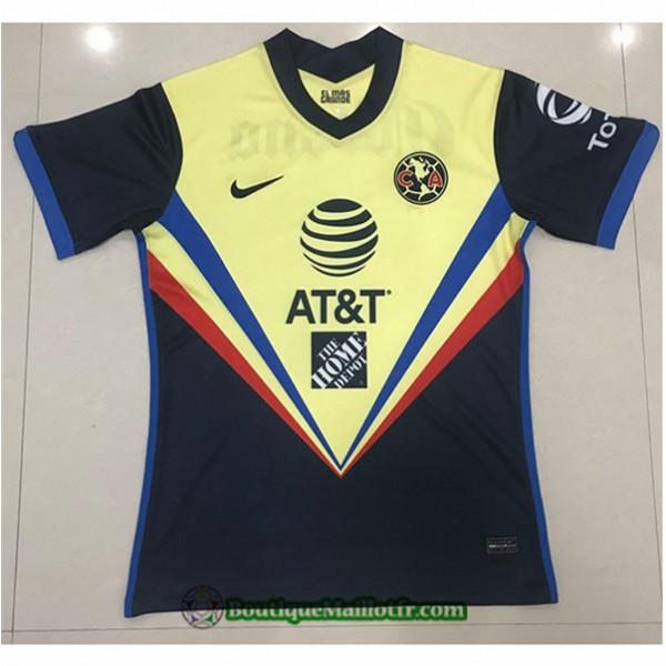 Maillot Cf América 2020 2021 Noir/jaune