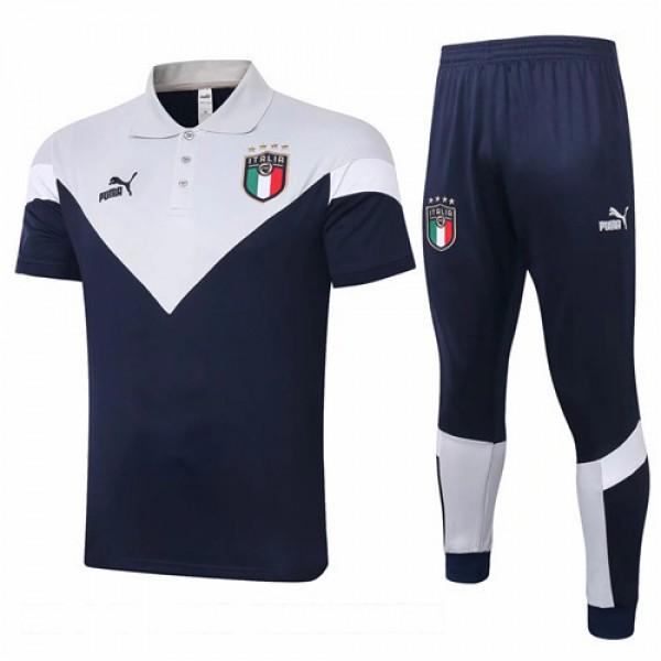 Maillot Entraînement Italie 2020 2021 Polo Traini...