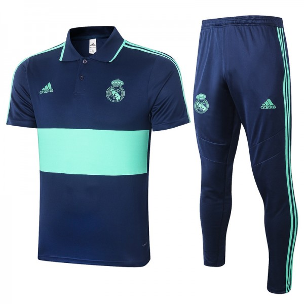 Maillot Entraînement Real Madrid 2020 2021 Polo B...