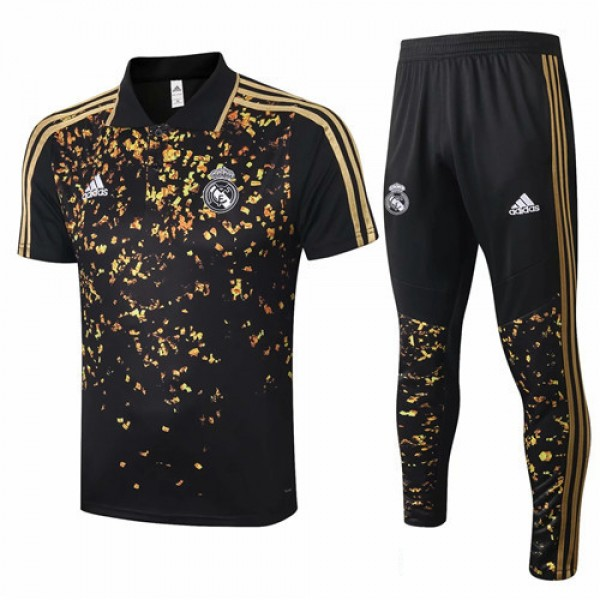 Maillot Entraînement Real Madrid 2020 2021 Polo T...