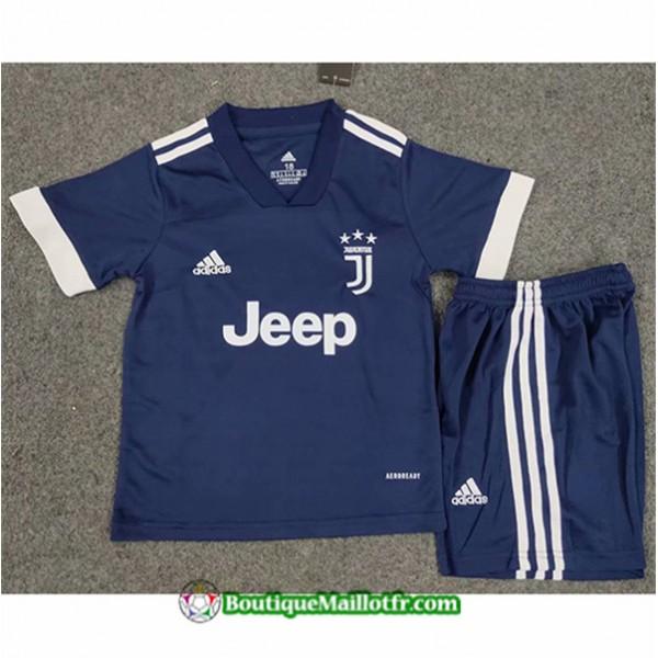 Maillot Juventus Enfant 2020 2021 Bleu