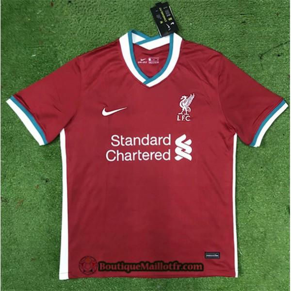 Maillot Liverpool 2020 2021 Domicile
