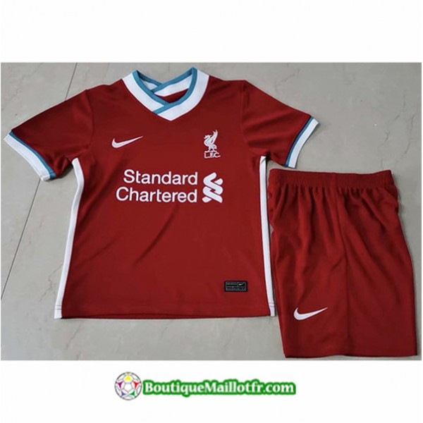 Maillot Liverpool Enfant 2020 2021 Domicile