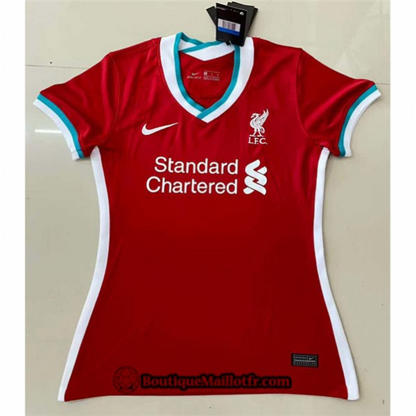 Maillot Liverpool Femme 2020 2021 Domicile