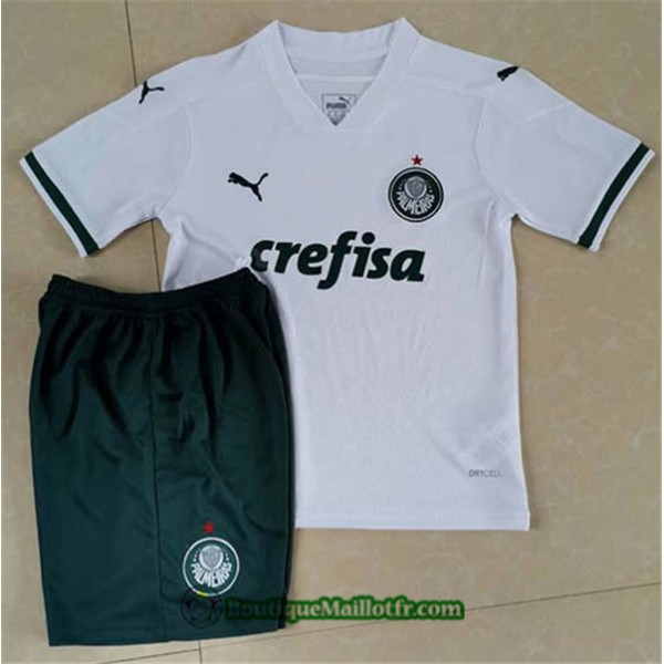 Maillot Palmeiras Enfant 2020 2021 Exterieur