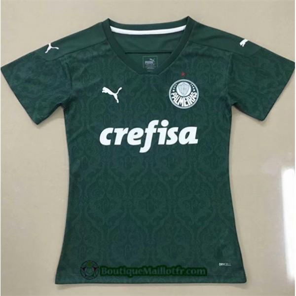 Maillot Palmeiras Femme 2020 2021 Domicile