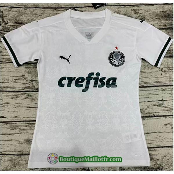 Maillot Palmeiras Femme 2020 2021 Exterieur
