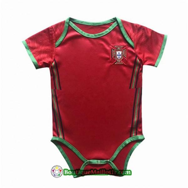 Maillot Portugal Baby 2020 2021 Domicile