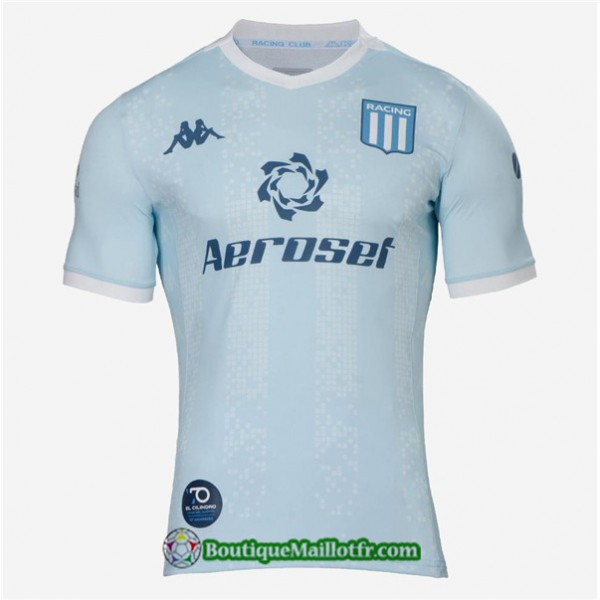 Maillot Racing Club 2020 2021 Third