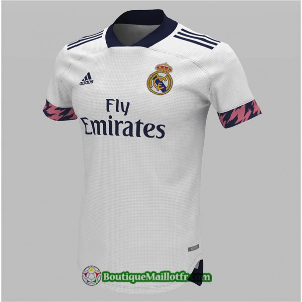 Maillot Real Madrid 2020 2021 Domicile Concept