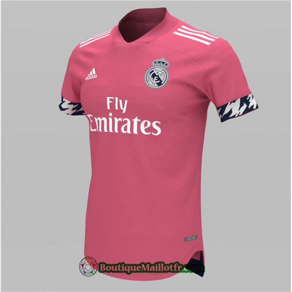 Maillot Real Madrid 2020 2021 Exterieur Concept