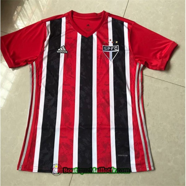 Maillot Sao Paulo Femme 2020 2021 Exterieur