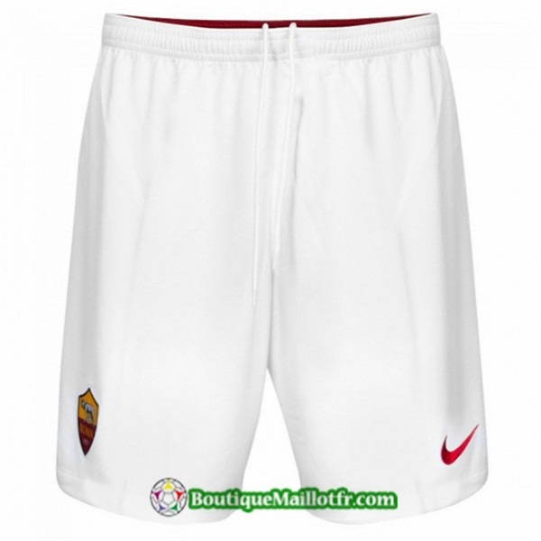 Maillot Short As Roma 2019 2020 Domicile