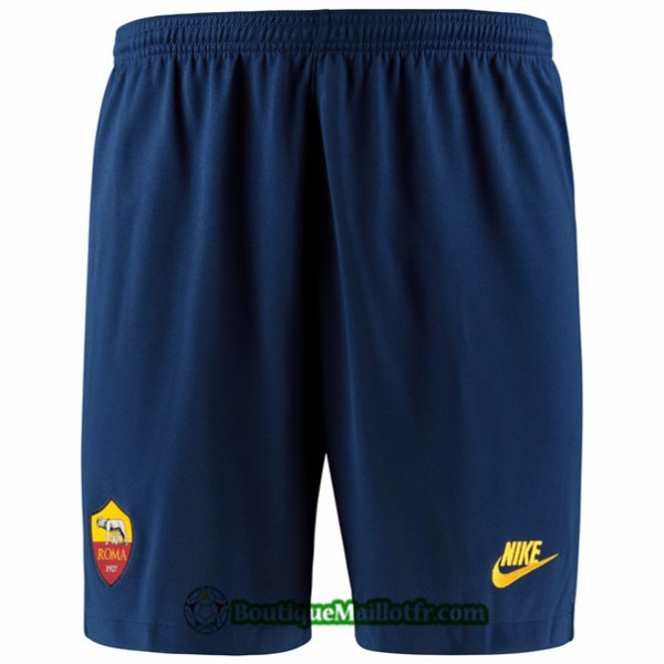 Maillot Short As Roma 2019 2020 Third