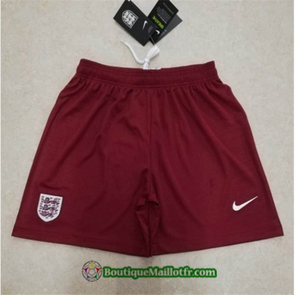 Maillot Short Angleterre 2019 2020 Exterieur