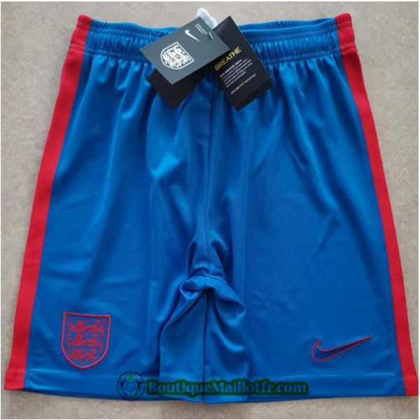 Maillot Short Angleterre 2020 2021 Exterieur