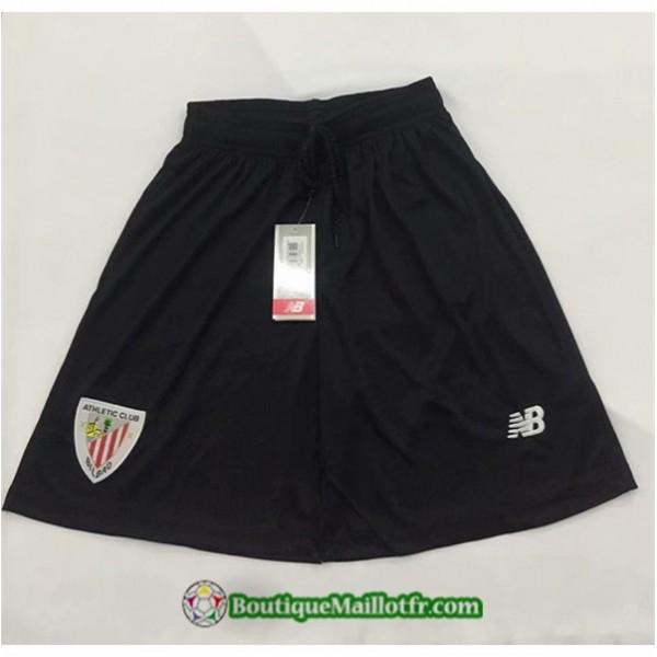 Maillot Short Atletico Bilbao Shorts 2019 2020 Noi...
