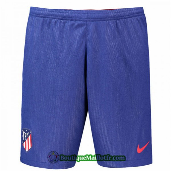 Maillot Short Atletico Madrid 2019 2020 Domicile