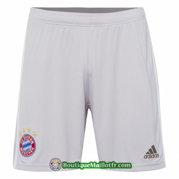 Maillot Short Bayern Munich 2019 2020 Exterieur